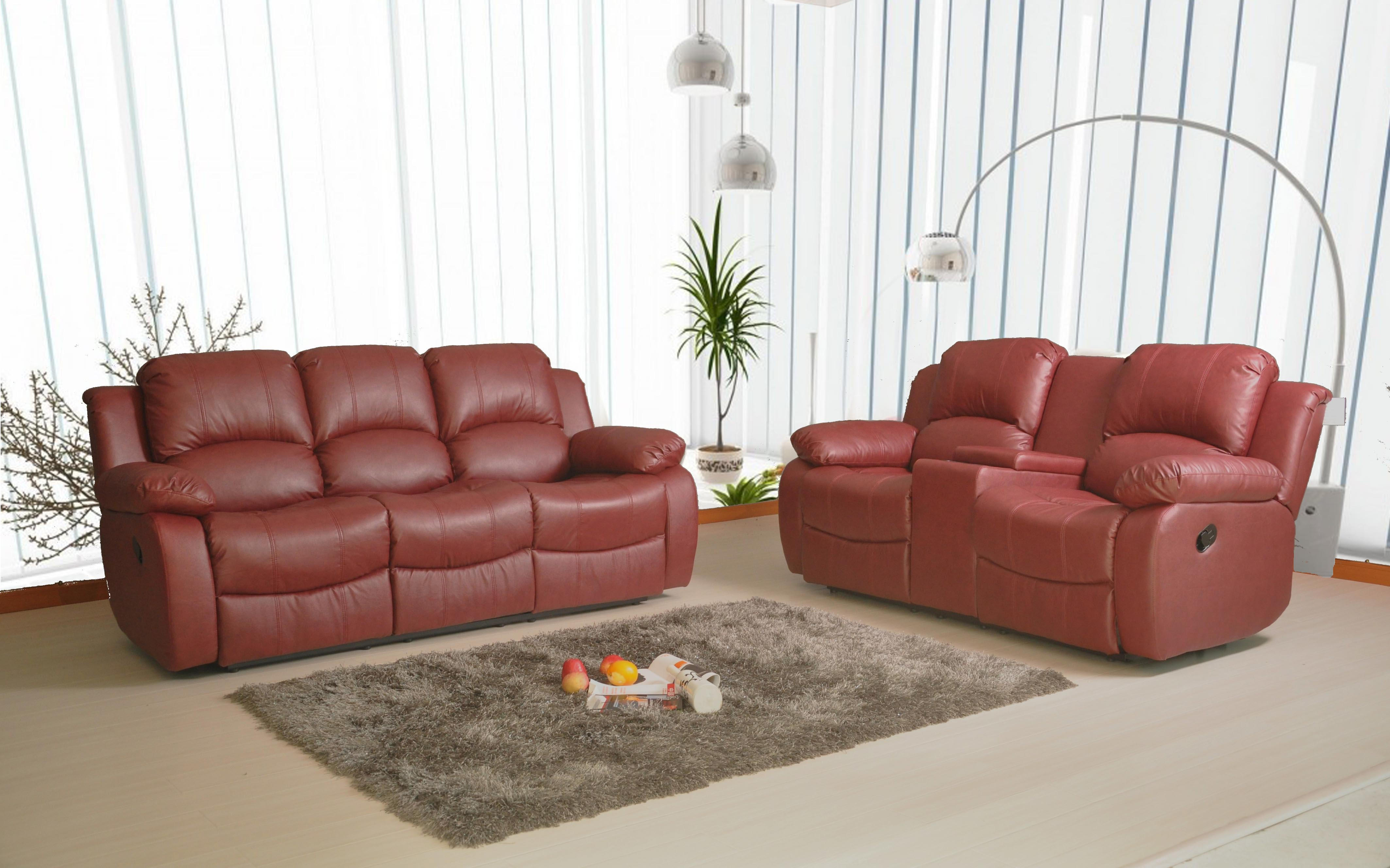 2 Seater Recliner Sofa With Console Uk Infosofa Co